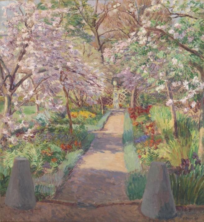 grant garden spring
