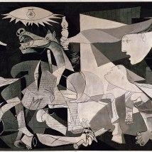 Pablo Picasso, Guernica, 1937. Museu Reina Sofia, Madrid.