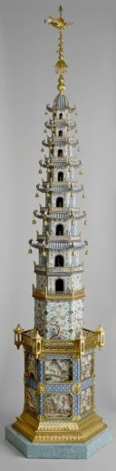 Pagodas, c. 1800. © Royal Collection Trust / Royal Pavilion & Museums.