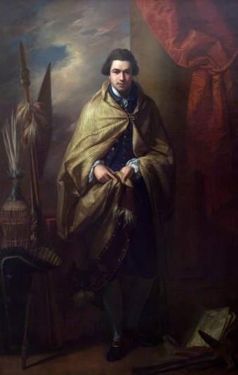West, Benjamin, 1738-1820; Sir Joseph Banks (1743-1820), 1st Bt, GCB, PRS